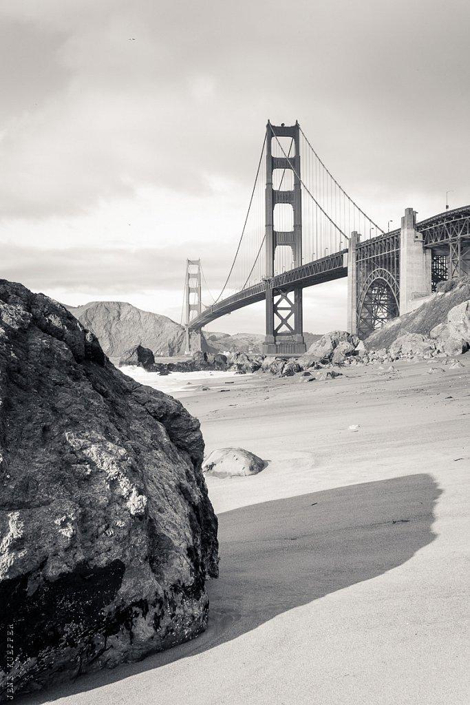Marshall Beach, San Francisco – USA, 2011