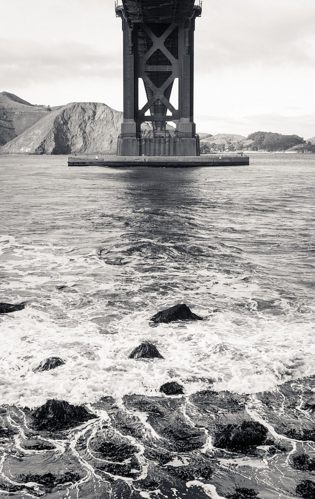 Golden Gate Bridge – USA, 2011