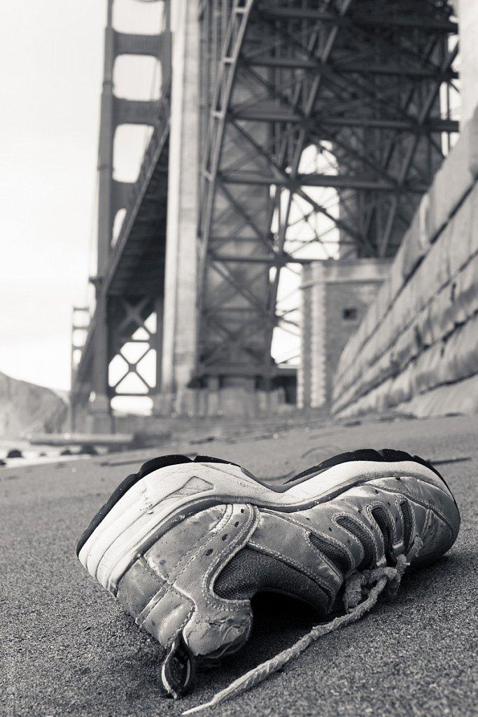 Lost Sneaker – USA, 2011