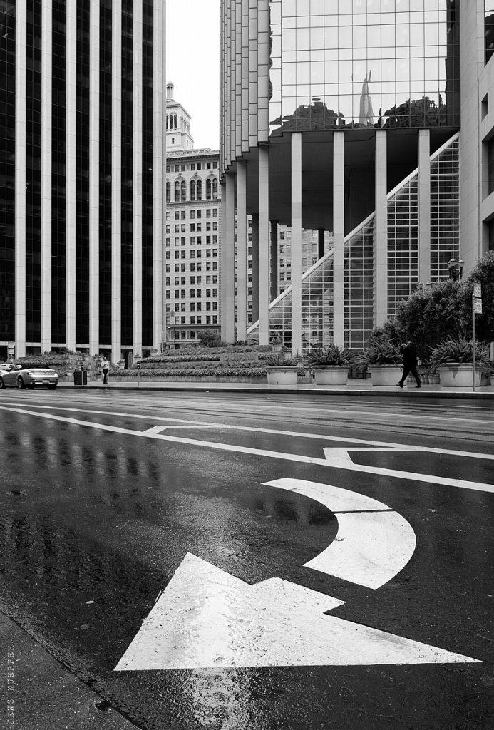 Market Street, San Francisco – USA, 2013