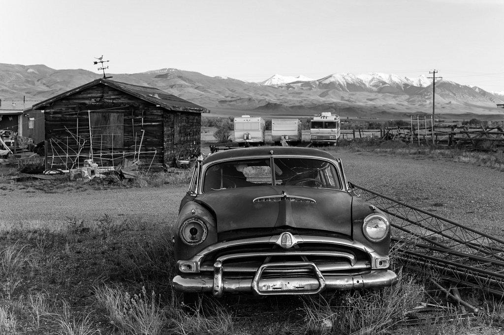 Broken dreams, study #2, Idaho, 2013